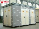 Yb10-1000kVA에 의하여 Europ 결합되는 변압기 또는 Pretabricated 변전소