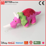 Triceratops de peluche de dinosaur de jouet de peluche
