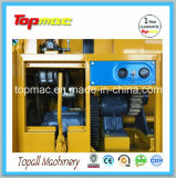 Qualitäts-beweglicher Dieselbetonmischer durch Fertigung Jiangsutopall Corporation