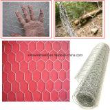 装飾の建築材料のための六角形ワイヤー網