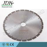 Het Blad van de Zaag van de diamant voor Graniet die 300800mm snijden