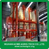 米の殻の水田の穀物乾燥機