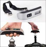 디지털 여행 휴대용 소형 무게를 다는 수화물 가늠자