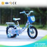 Miúdos coloridos bonitos bicicleta de 14 polegadas, bicicleta das crianças para o bebê 2-7years idoso