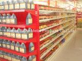 Shelving гондолы супермаркета черноты верхнего качества