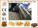 Macchina di produzione della torta del biscotto di uso della fabbrica del KH