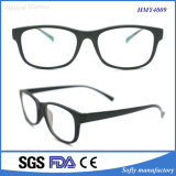 Buenos marcos ópticos Eyewear de la manera Tr90 del diseño del estilo