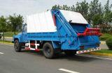 6つの車輪の高品質販売のための9つのTから10のTのガーベージのコンパクターそしてダンプトラック