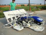 4 et 6 lignes de moteur diesel Transplanter de riz à pied