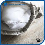 Guanti mezzi del forno della cucina di microonda della tela di canapa del cotone