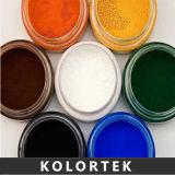Nagel-Pigmente, Farben, funkelt