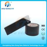 Pellicole protettive usate sezione di alluminio nera del PVC di colore