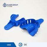 Matériau dentaire de silicones d'ajout d'impression dentaire d'a&B