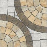 Azulejos de suelo de cerámica de la pared de la cocina de la inyección de tinta del material de construcción 400*400m m