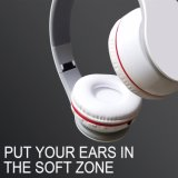 Bluetooth 무선 휴대용 이동할 수 있는 소형 백색 차가운 헤드폰