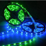 IP68 Epoxy Cover Silicon Tube Impermeável Flexível 3528 SMD Light Strip