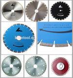 Les outils de diamant/diamant scie la lame pour le découpage en pierre normal
