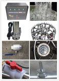 Projeto de equipamento de fonte de água ao ar livre de alta qualidade