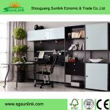Muebles del dormitorio de la Acero-Madera de Ue (G33A)