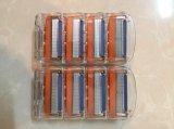 voor de Macht van de Fusie van Gillette 1 Pakken van 4 het Scheren van het Scheermes Bladen van de Patroon