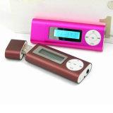 Joueur de MP3 d'instantané de Digitals avec la prise d'USB (Bk-106)