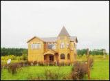 Chambre en bois extérieure d'Assemblée