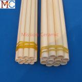 tube industriel résistant de four à alumine de la température élevée 1800c
