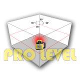 Nível giratório do laser do nivelamento automático