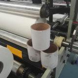 Papel higiénico Full-Automatic del tejido de la bobina de la buena calidad que hace la máquina