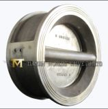 Grande valvola di ritenuta dell'acciaio inossidabile (H77X-10/16)