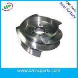 Präzisions-CNC maschinell bearbeitete Teile durch das Drehen/Prägen/Anodisierung/Stempeln/lochend
