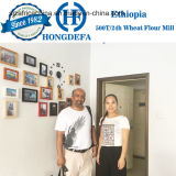 moulin à farine Ouganda Kenya de maïs de moulin de maïs de 20t 30t