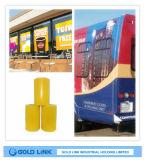 자동 접착 착색된 PVC 스티커 필름 (P6303-R Y BL GR)