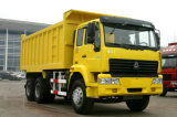 Lowest Price를 가진 HOWO Truck 6X4 Dump Truck