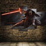 Het Schilderen van de Episode van Star Wars van het canvas Kunst Afgedrukt Canvas mc-121 van het Beeld van de Affiche van het Af:drukken van het Decor van de Zaal van het Af:drukken van het Canvas