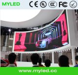 LED flessibile Screen Outdoor Advertizing LED Display Screen Prices con Creative Design
