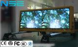 Visualización de LED superior del taxi P2.5 al aire libre P5 con el funcionamiento 3D