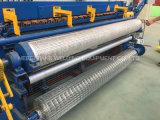 Fournisseur soudé électrique de machine de roulis de treillis métallique de vente chaude