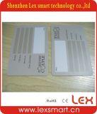 IDENTIFICATION RF Emcards, carte d'accès d'impression de proximité de fin de support d'identification d'Emcard 125kHz