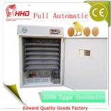 Voller automatischer 1000 Ei-Geflügel-Huhn-Ei-Inkubator (YZITE-10)