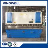 Machine à cintrer de feuille de commande numérique par ordinateur de frein de plaque métallique de presse hydraulique avec le meilleur prix (WC67Y-100TX3200)
