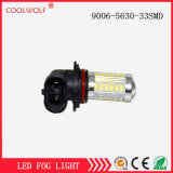 Factory Direct Salts LED Day Lamp 9006-5630-33SMD Lamp with Lens Fog Lamp off-Road Vehicle Modified Lamp Anti-Fog Lamp Highlighting