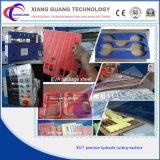 Tagliatrice automatica di precisione 4-Column per plastica/cuoio/gomma/gomma piuma