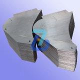 partie de découpe laser fourni à alo entreprise