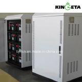 Bateria de armazenamento da energia da eficiência elevada de Kingeta