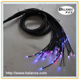 Ceiling DecorationsのためのジャケットFiber Optic Cable Lighting