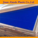 Het uitstekende Blauw goot AcrylBlad van China