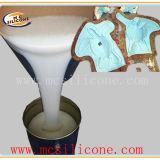 Baixa viscosidade nenhuma borracha do líquido da borracha de silicone do molde do vácuo