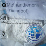 Steroid orale Powder Metandienone/Dianabol CAS 72-63-9 per Bodybuilding