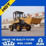 Mini cargador de la rueda 1 tonelada para la venta